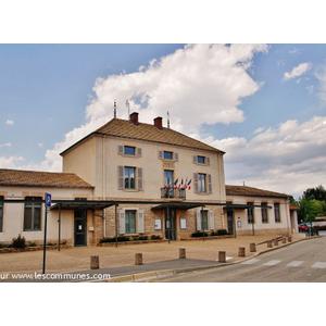 La Mairie - CORMORANCHE SUR SAONE