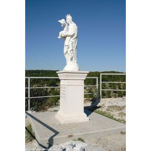 la Vierge d Aurons