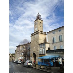 Commune de LAMBESC