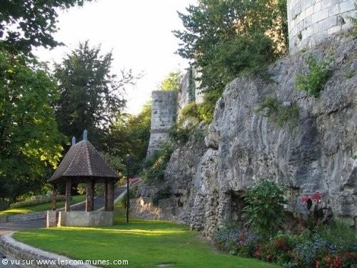 Commune angouleme mairie et office de tourisme fr for Jardin kashmir angouleme