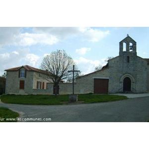 Eglise et presbytère