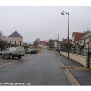 bourg sympa a visiter voir photo de l entrée du village un groisiens adoptif