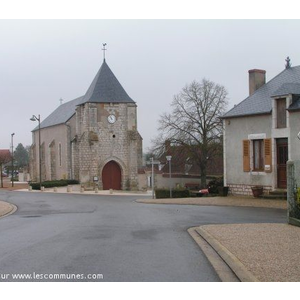 photo de l eglise de mon village ( GROISES )