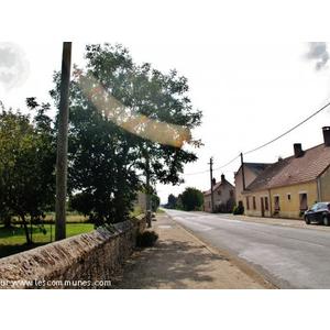 Commune de MORNAY BERRY