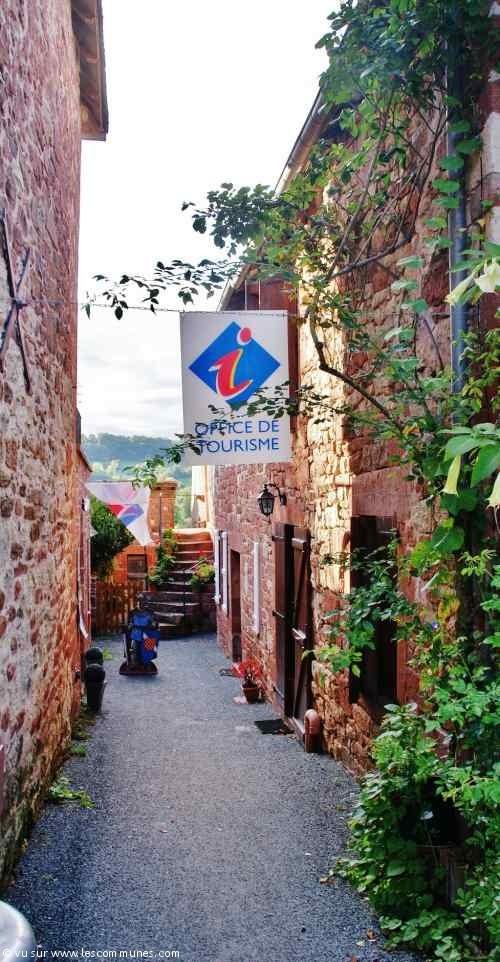 Commune collonges la rouge mairie et office de tourisme fr - Office de tourisme collonges la rouge ...