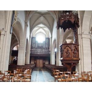le église saint Martin