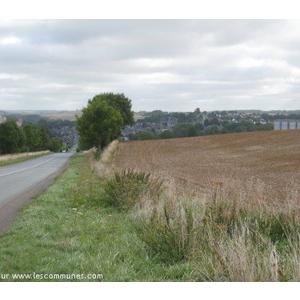 Vue sur Montcornet(02340)