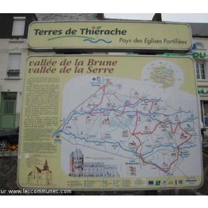 Terre de Thiérache   Vallée de la Brune Vallée de la Serre Montcornet(02340)