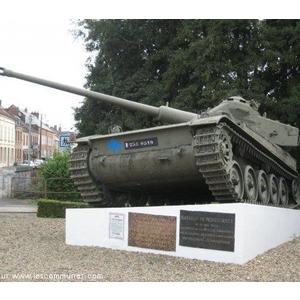 Bataille de Montcornet 16-17 mai 1940 Les unités de ma 4éme D.C.R commandées par le colonel DE GAULLE s opposèrent héroïquement à l envahisseur.