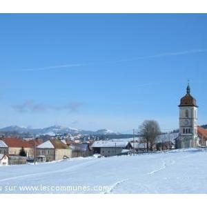Commune de LES FOURGS