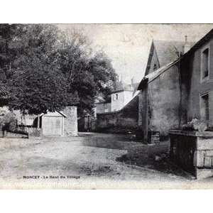 moncey en 1905