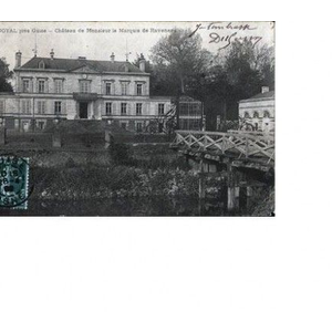 ancienne photographie de Noyales