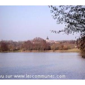 ARROU vu du lac