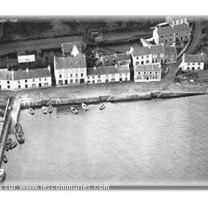 Port de Lauberlac h en 1936