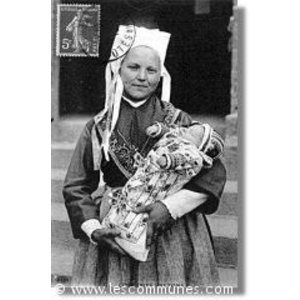 Costume de Batheme à Plougastel Daoulas
