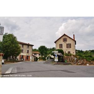 Commune de LA CHABANNE