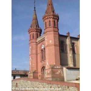 Vue de l  Eglise