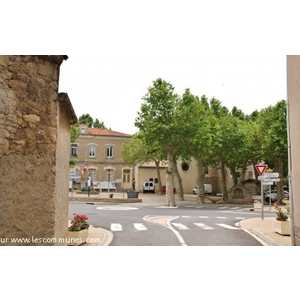 Commune de AIGUES VIVES