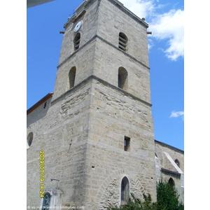 le clochet de l église Saint Etienne