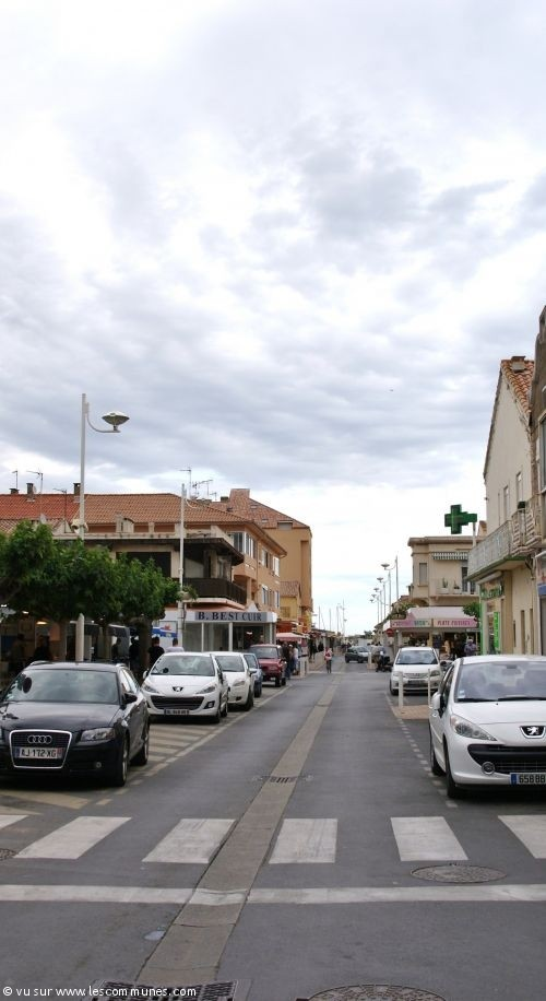 Commune valras plage mairie et office de tourisme en - Office de tourisme de valras plage ...