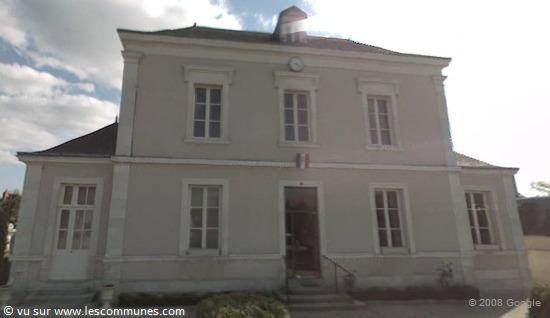 Commune paulnay mairie et office de tourisme fr - Office de tourisme chatillon sur indre ...