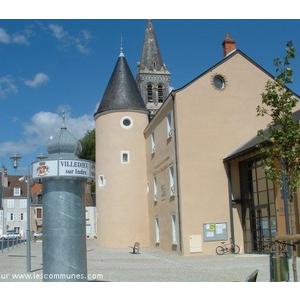 Le prieuré- communauté de communes
