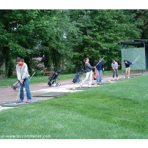 le golf 18 trous