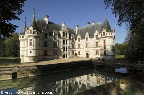 commune azay le rideau mairie et office de tourisme de. Black Bedroom Furniture Sets. Home Design Ideas