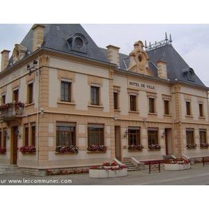 La Mairie d Aoste