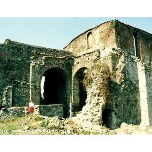 Le prieuré de Domène (Isère)