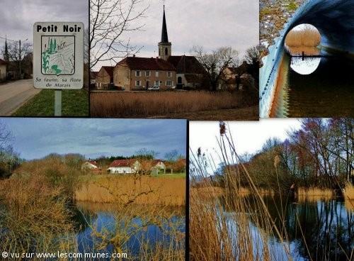 Commune PETIT NOIR - Mairie et Office de tourisme -FR-
