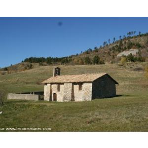 Eglise de Mélan