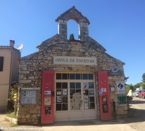 Commune quinson mairie et office de tourisme fr - Office tourisme villedieu les poeles ...