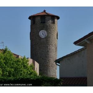 La tour de Moingt