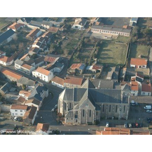 Commune de PAULX