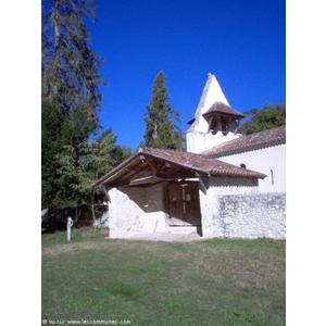 Eglise de Beauziac