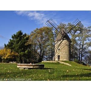 Moulin de Sabrecul parfaitement restauré !