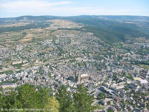 Commune mende mairie et office de tourisme es for Piscine de mende