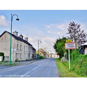La Commune - CERISY LA FORET