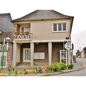 La Mairie - CERISY LA FORET