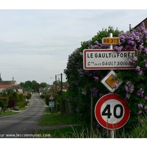 Commune de LE GAULT SOIGNY