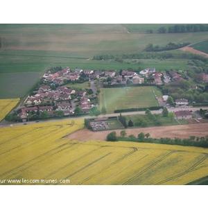 vue aérienne du 28-04-07