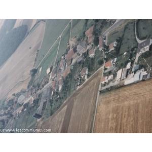 vue aérienne du 15-08-83