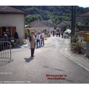 Dimanche de brocante, un autre beau village, Boviolles  le 6 septembre 2009