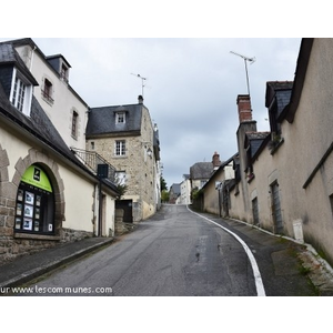 Commune de JOSSELIN