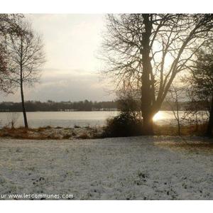 Le lac Aux Ducs