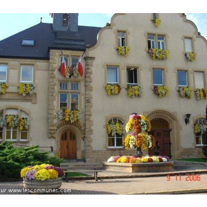 Mairie d Amnéville les Thermes