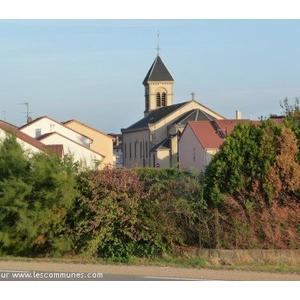"""le village s agrandit...un lotissement """"DERRIERE L EGLISE"""""""