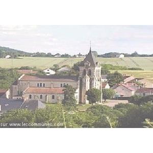 Commune de Chaulgnes