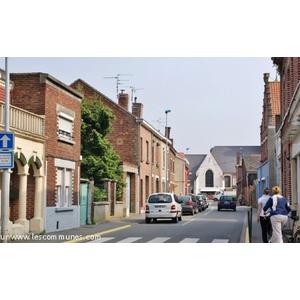 Commune Allennes Les Marais Mairie Et Office De Tourisme